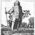 Les druides et le gui sacré de chêne