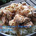La cuisine du placard: poêlée de saumon express aux épices
