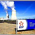 Oui à la prolongation de la durée de vie des centrales nucléaires de 10 ans mais avec un edf 100% public