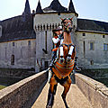 Château plessis bourré photo panoramique 360 (mousquetaire cie capalle)