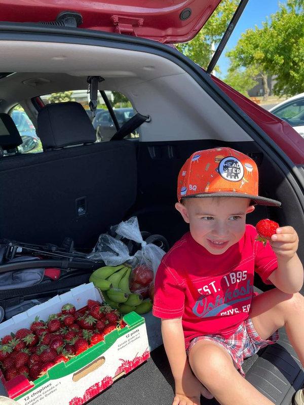 Elliot fraise
