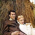 1955 janet leigh et tony curtis par greene