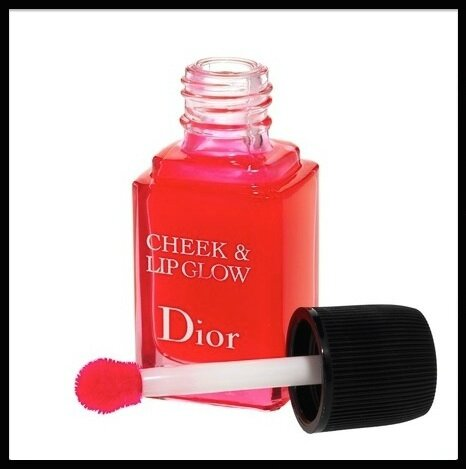 dior cheek and lip glow 1
