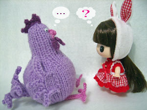 Lucy_and_Poule_1