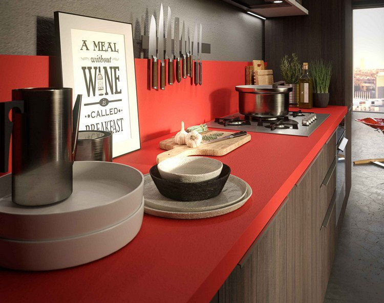palette-de-couleur-turquoise-6-couleur-cuisine-cr233dence-cuisine-plan-travail-rouge-fa231ade-armoires-750x593