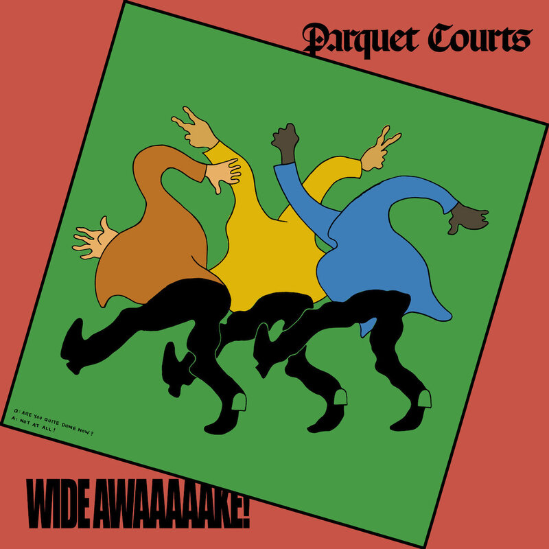 Parquet_Courts_Wide_Awake