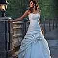 - 20 % robe de mariée
