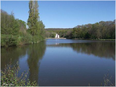 château de la chasse montlignon 30 04 2012
