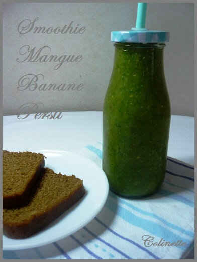 smoothie mangue persil banane 02