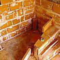 L'escalier à voûte sarrasine