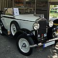 Opel type 1,8 litre cabriolet-1932