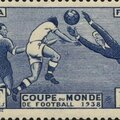 3ème coupe du monde de football : france 1938