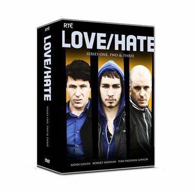 Love/Hate - Saisons 1 à 3 [2013]