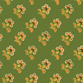 Imprime fleuri vintage les petites fleurs