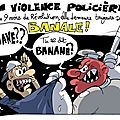 La banane de la discorde