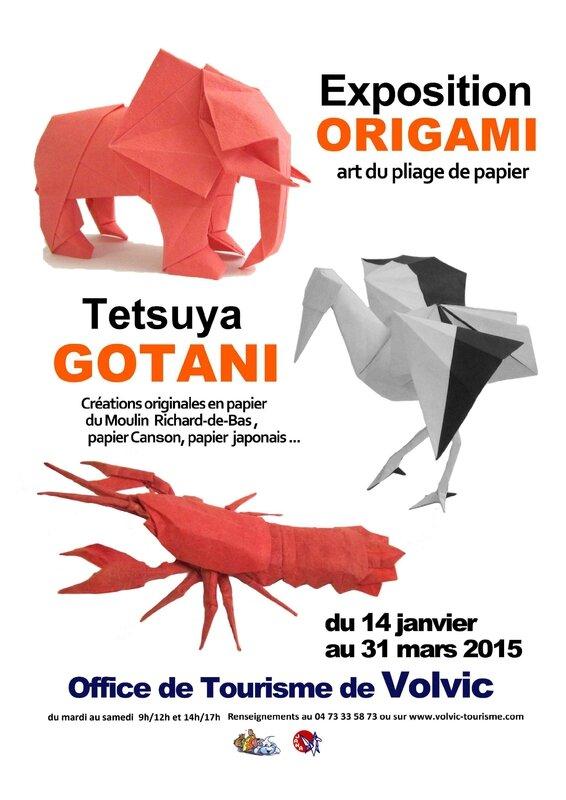 Exposition Gotani Tetsuya Volvic 2015