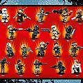Les sets lego star wars