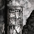 Solitude - la porte abandonnée