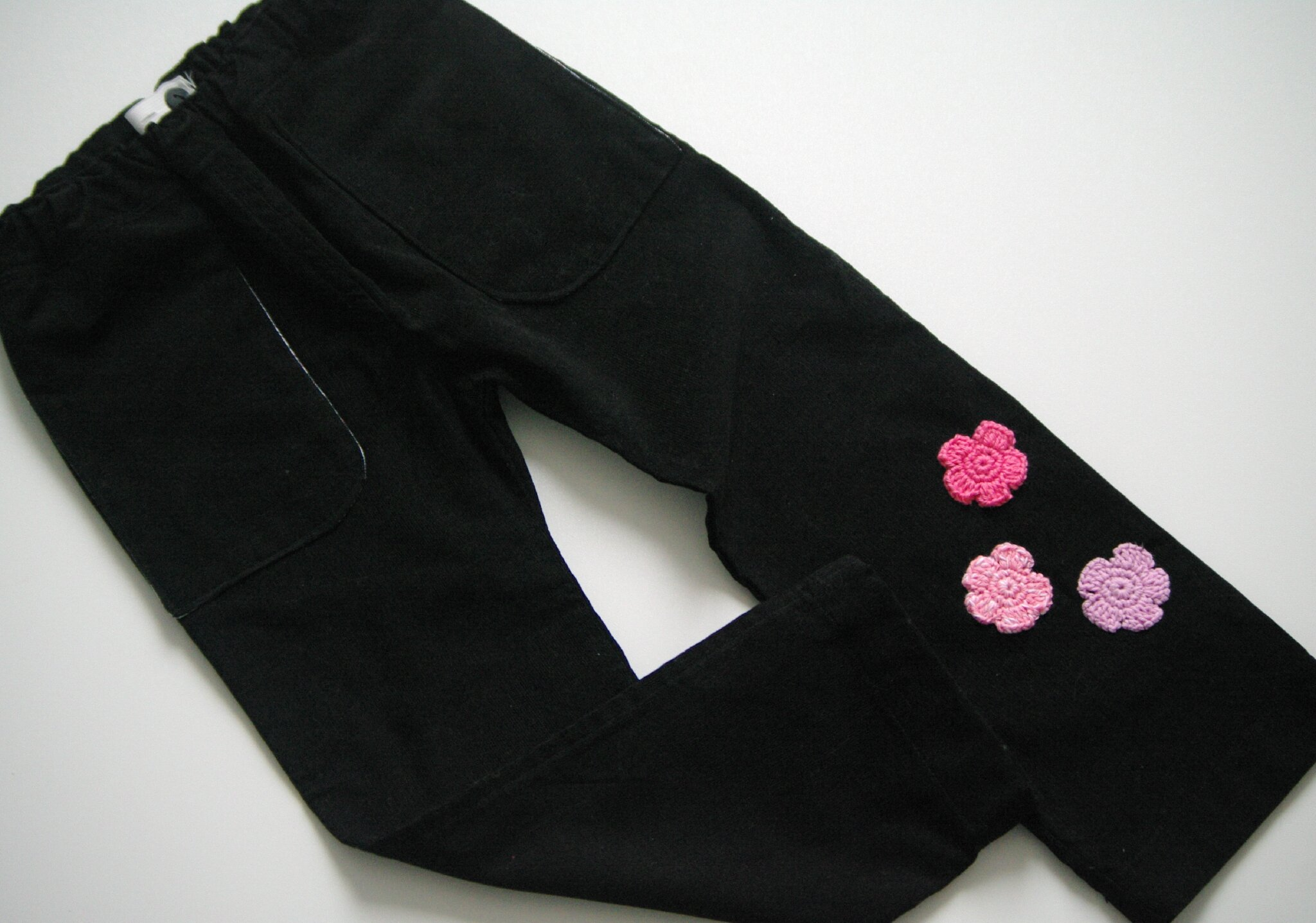 coudre pantalon fillette