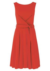 francesca-bow-dress-red-