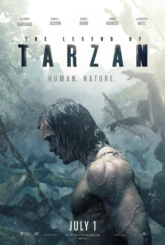 The Legend of Tarzan_movie poster