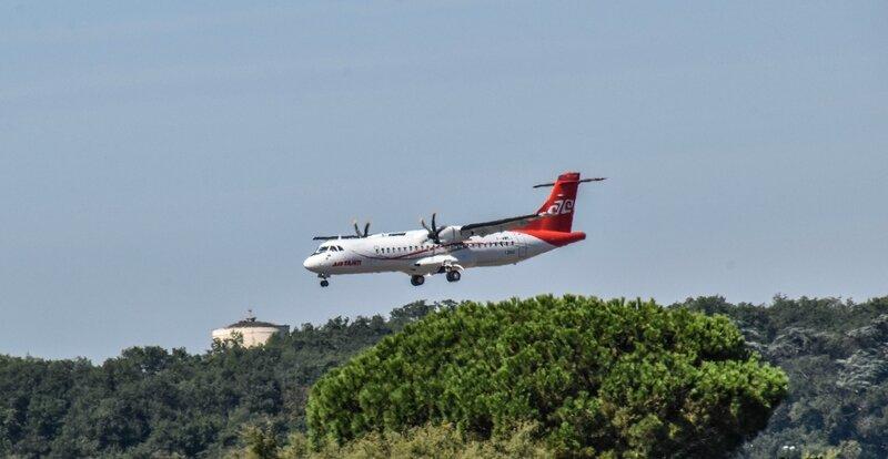 ATR 72-600 d'Air Tahiti