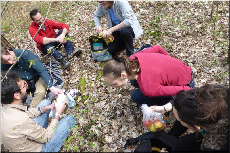 Geocaching foret d'Orleans (19)