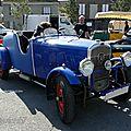 Peugeot 301c version course - 1932