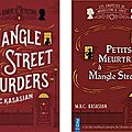 The mangle street murders, de m.r.c. kasasian