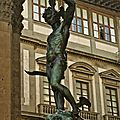 PERSEE DE CELLINI FLORENCE