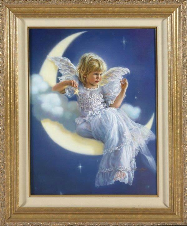 Moon Beam Sandra Kuck