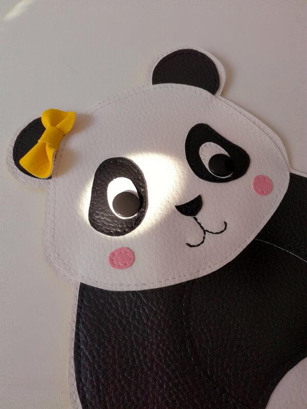 trousse panda soleil