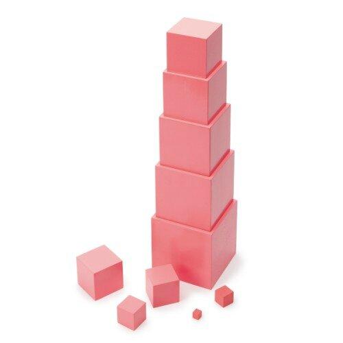 Zoom sur : les jouets Montessori