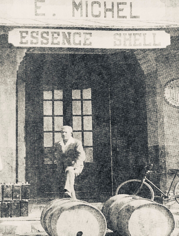 Ernest-michel-essence-shell