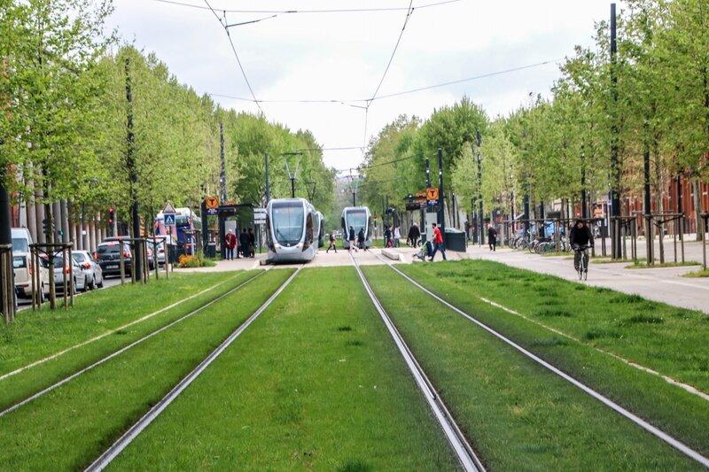 Station de métro Palais de Justice