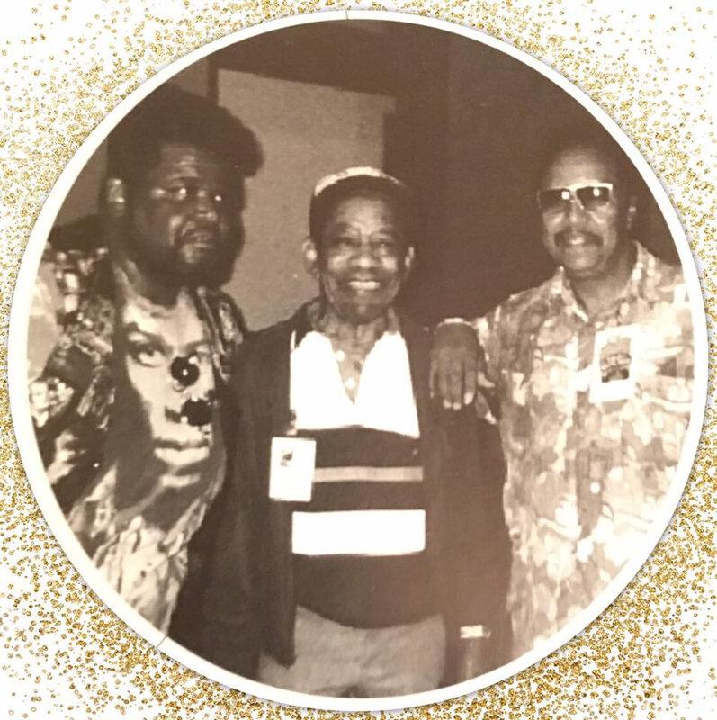 Buddy Miles, Al Hendrix, Billy Cox at Bumbershoot 1995