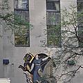 rockfeller center, détail de façade 2