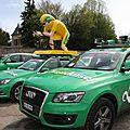 20 sponsor du Tour de Romandie