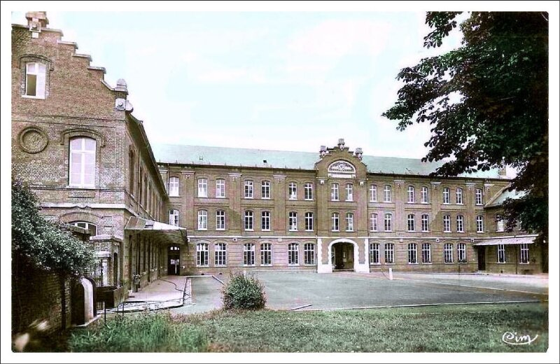 AVESNES-Collège garçons en 1959+