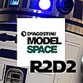 R2d2 1/2 scale deagostini modelspace (partnership)
