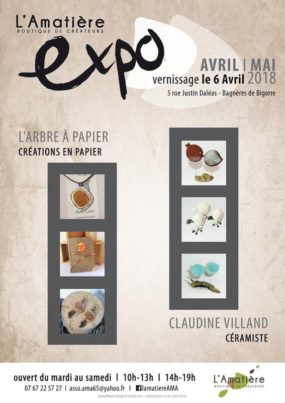 l'Amatière affiche expo 02