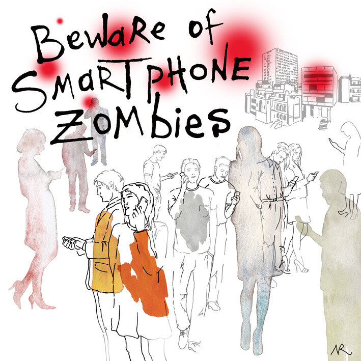 smartphone zombies BD