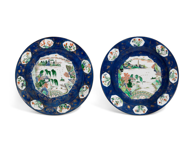 2020_CKS_18177_0028_000(two_large_famille_verte_and_powder_blue_decorated_plates_kangxi_period)