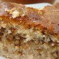Gâteau aux noix du quercy