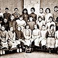 Les filles de la souys 1957/1958