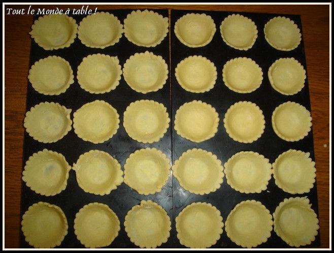Mini Quiches Variées Mini Tartelettes Aux Tomates Cerises