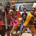 2011-s17 - masque 1 - moriones - semaine sainte aux philippines