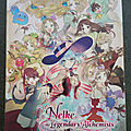 Unboxing : nelke & the legendary alchemists ~ateliers of the new world~ limited edition