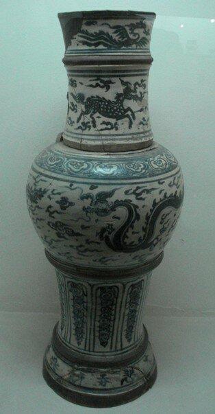 04. Lampe Bat Trang