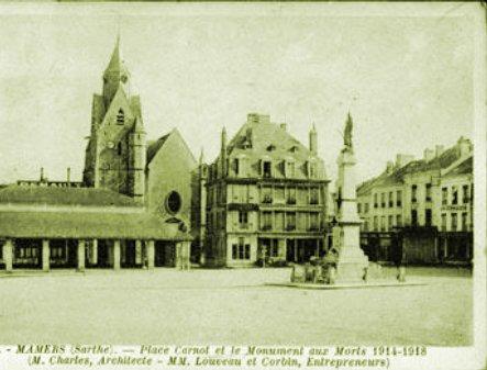 Le 18 août 1789 à Mamers : élargissement de la municipalité ( 1 ).